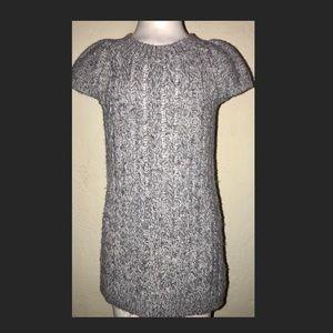 Girls size 5T Cherokee Grey Sweater Dress